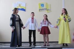 В Новой Одессе отметили День Соборности Украины