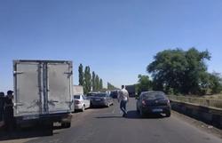 Полиция просит помощи в устанавливлении обстоятельств массового ДТП в Новоодесском районе с участием девяти авто (Фото)