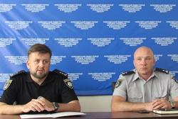 В Новой Одессе представили нового начальника местной полиции (Фото)