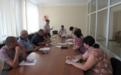 В Новоодесской РГА собиралась комиссия по вопросам техногенно-экологической безопасности и чрезвычайным ситуациям