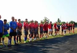В Новой Одессе накануне Дня Независимости состоялся открытый турнир по мини-футболу (Фото)
